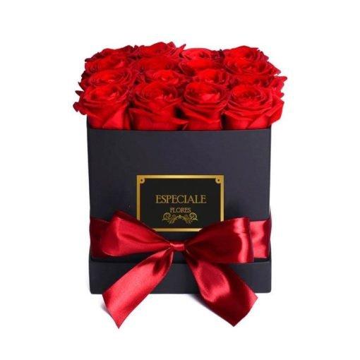 Floricultura e entrega de box rosas vermelhas